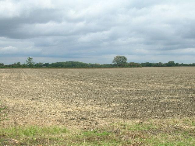 Farmland near Kirkhouse Green