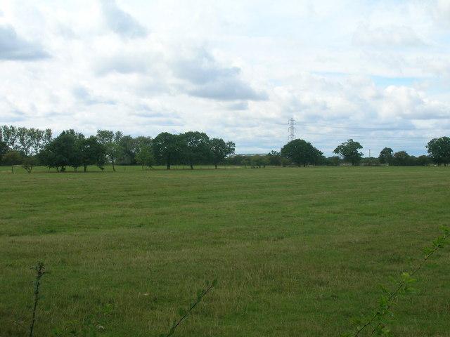 Farmland near Fenwick Grange