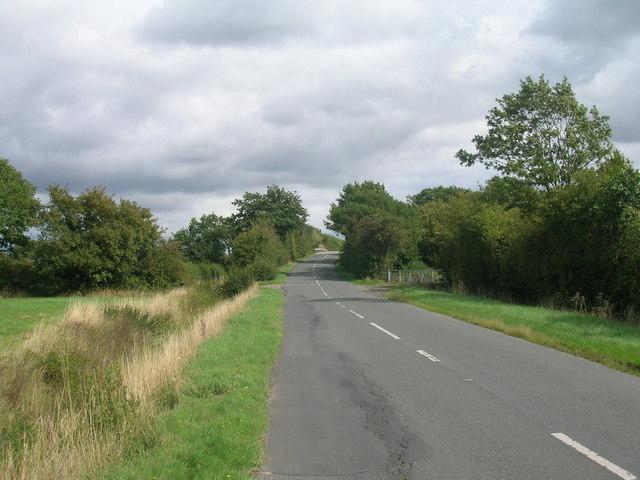 West Lane towards Sykehouse