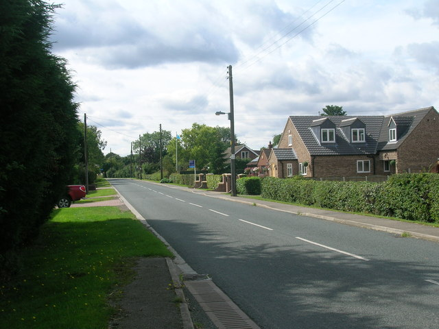 Broad Lane, Sykehouse