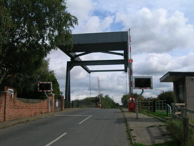 Sykehouse Road Bridge