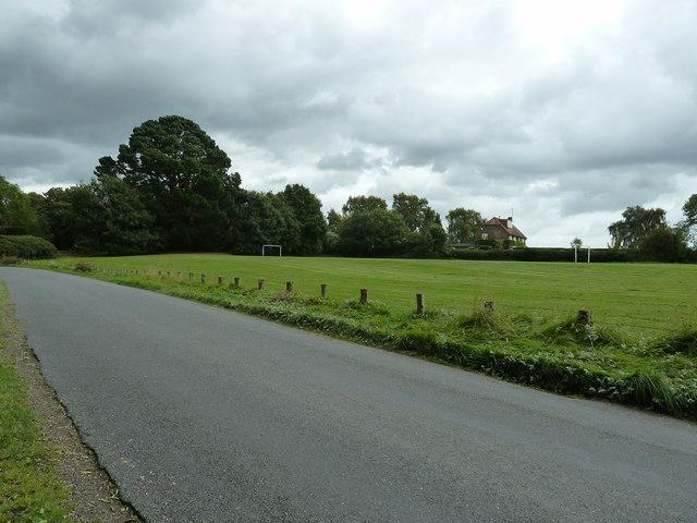 Recreation Ground by Cinder Hill