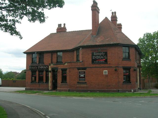 Indian restaurant, Pollington