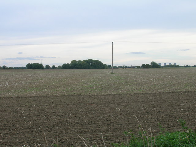 Farmland off Lowgate