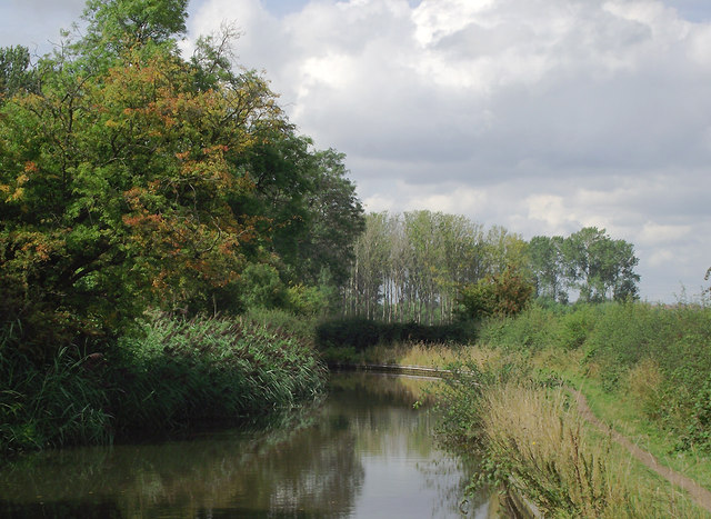 Staffordshire and Worcestershire Canal near Milford, Staffordshire