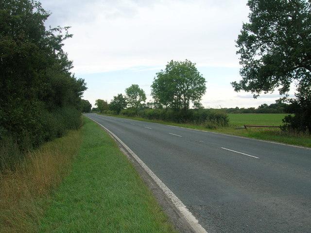 A19 towards Doncaster