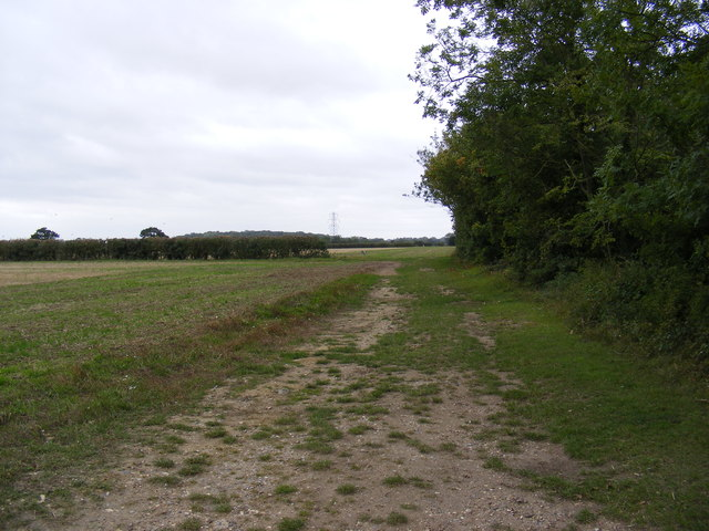 Footpath to Otley Road