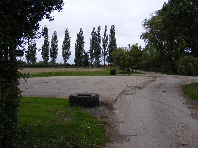 Footpath to Framsden