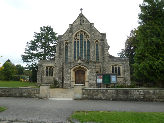 St Michael & All Angels, September 2011