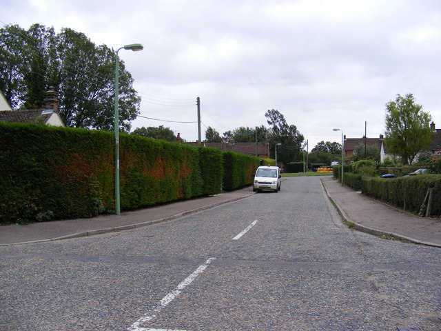 Vine Road, Otley