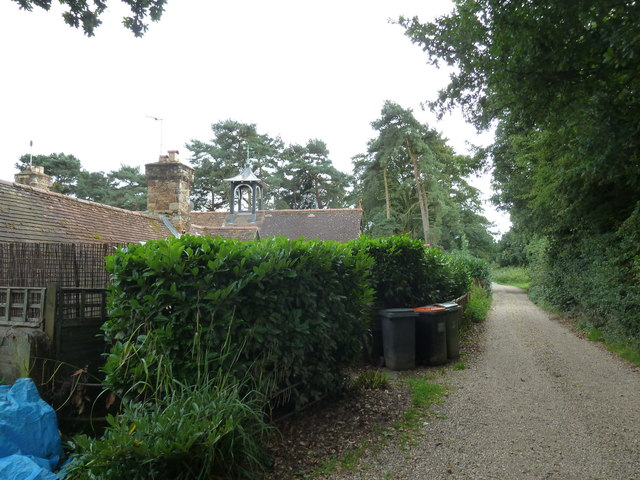 Wheelie bins in Bossington Lane