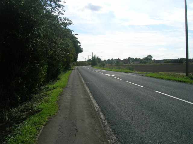Moss Road, Askern