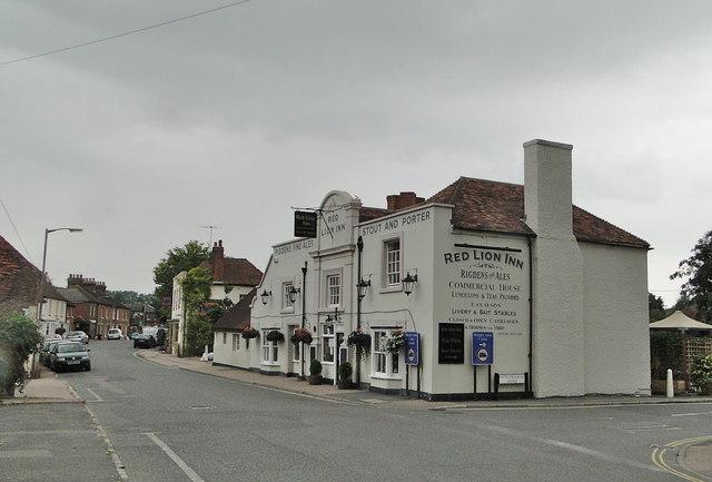 Red Lion Inn, Bridge