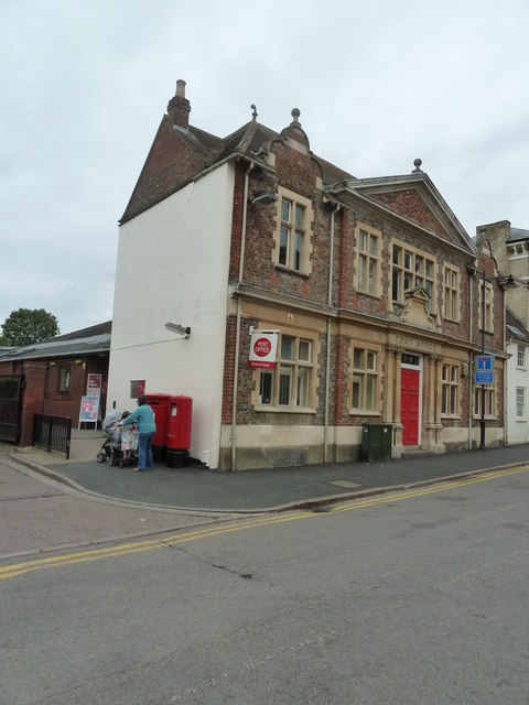 Post Office in Church Square