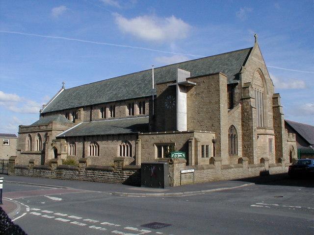 St John's Church Great Harwood