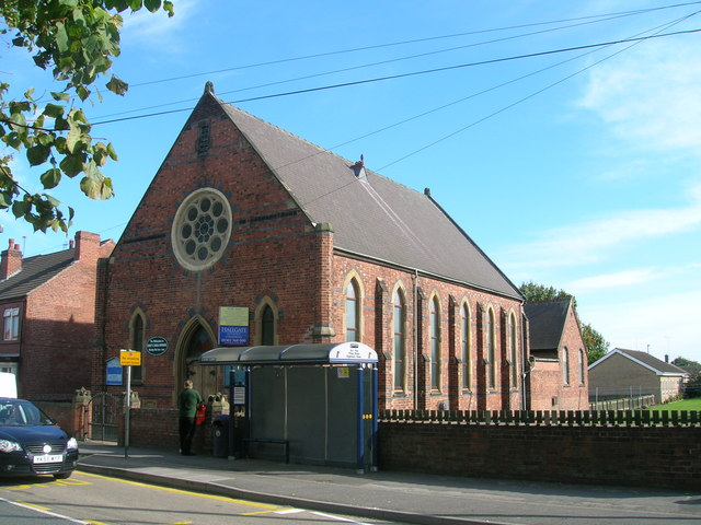 Church for sale, Askern
