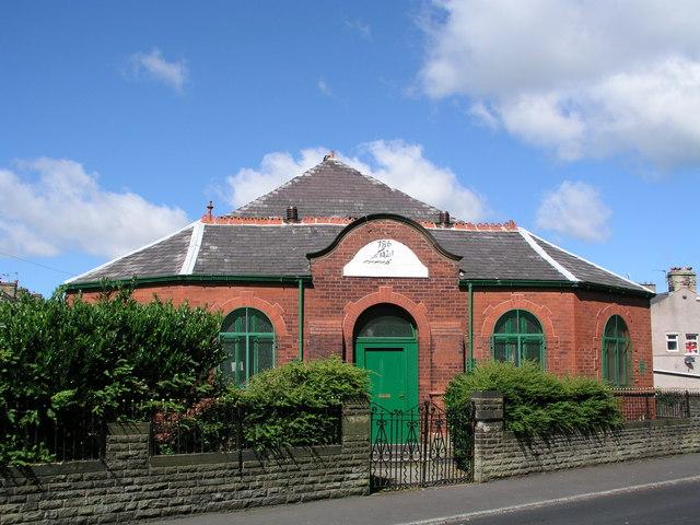 Emmanuel Free Church Great Harwood
