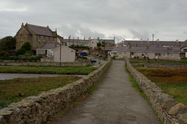 Old Bridge, Aberffraw