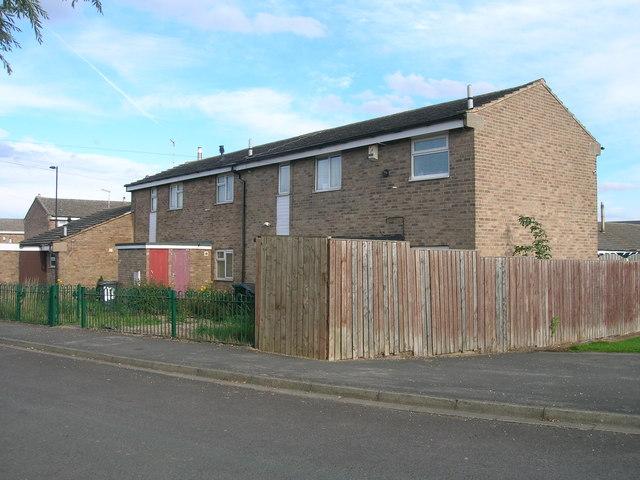 Houses, Manor Estate