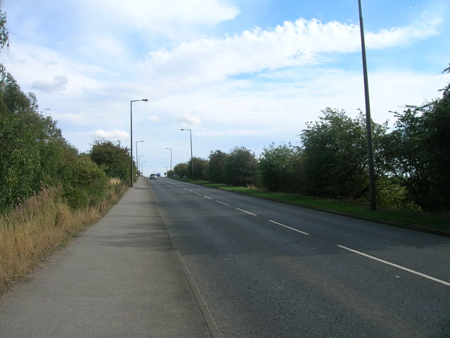 A19 towards Doncaster