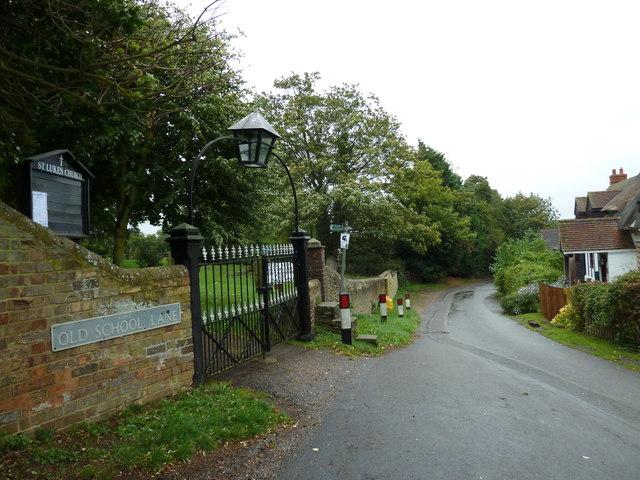 Old School Lane, Stoke Hammond