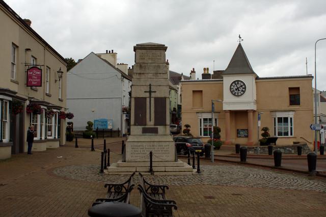 War Memorial, Holyhead