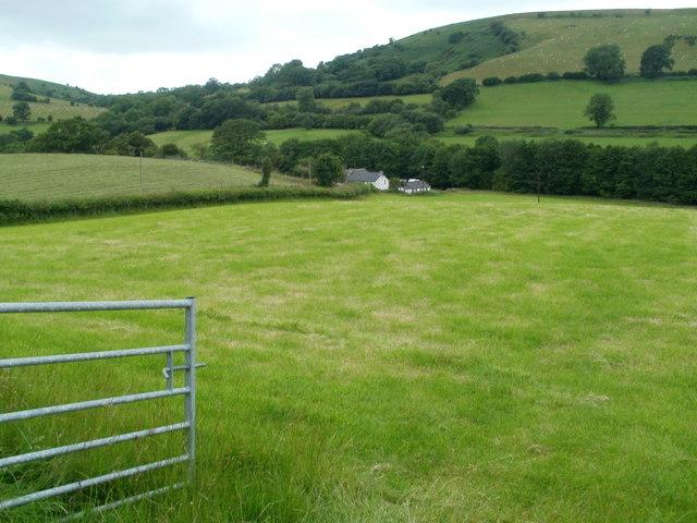 Tredomen Farm near Defynnog
