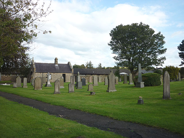 Haltwhistle Cemetery