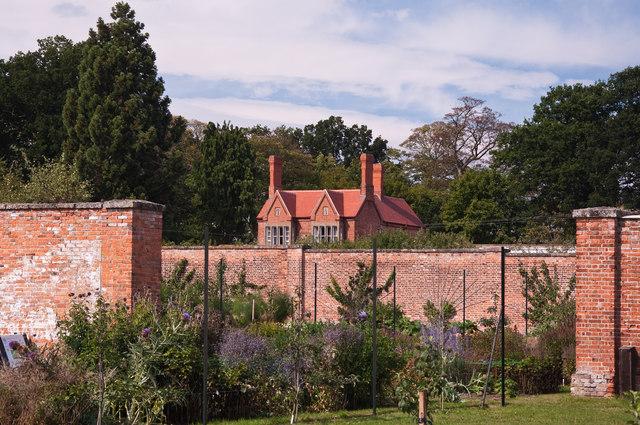 Walled garden - Clumber Park