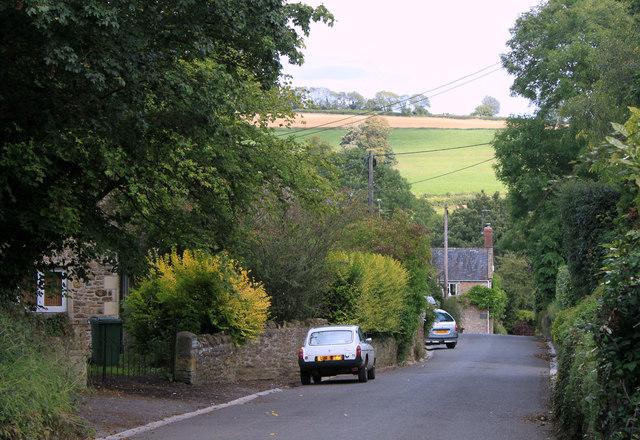 2011 : Down Westcombe Way