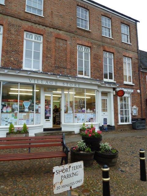 Village Store, Woburn