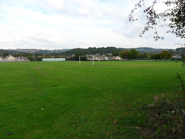 Dalton Playing Fields.