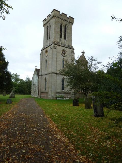 St. Peter, Milton Bryan: September, 2011