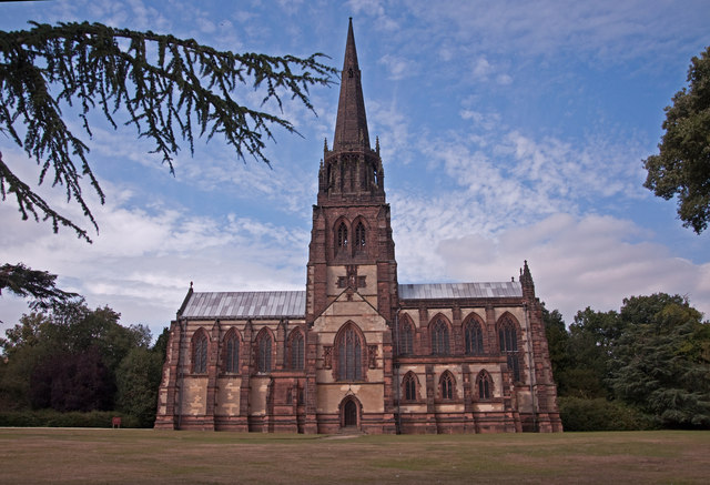 Chapel of Our Lady - Clumber Park