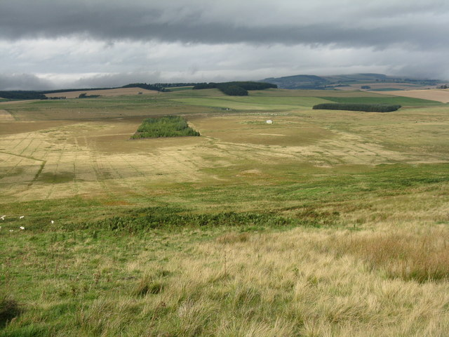 Midlothian, from Wull Muir