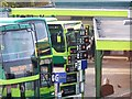 SZ5992 : Bus Station, Ryde Esplanade by David Martin