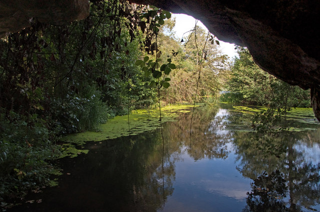 Grotto - Clumber Park