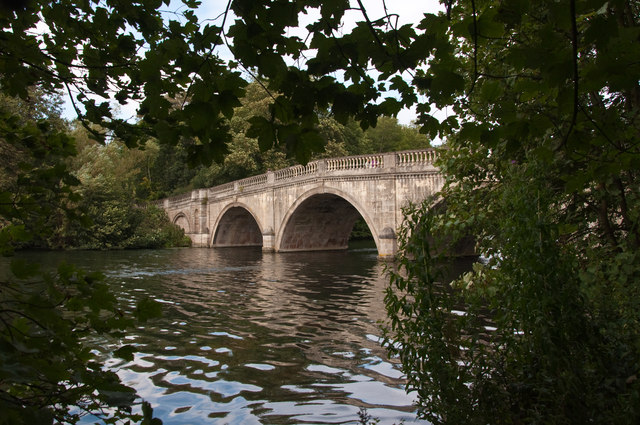 Clumber Bridge - Clumber Park