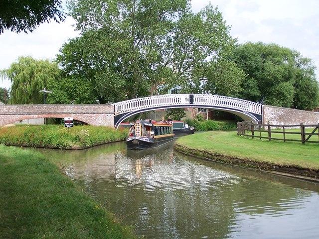Bridge at Braunston Junction
