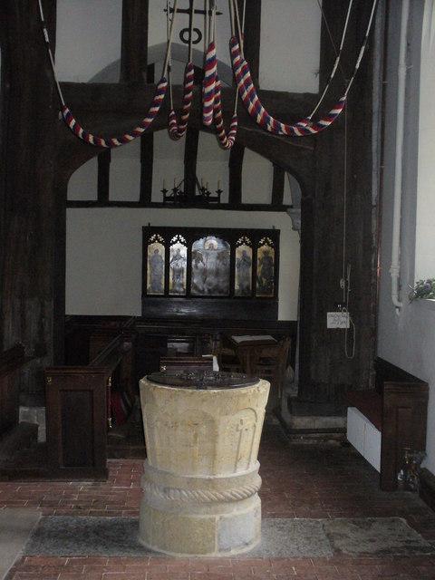 Alfold Church, West End