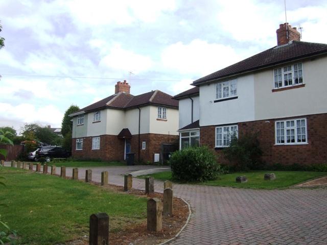 Council Housing - Cannock Road