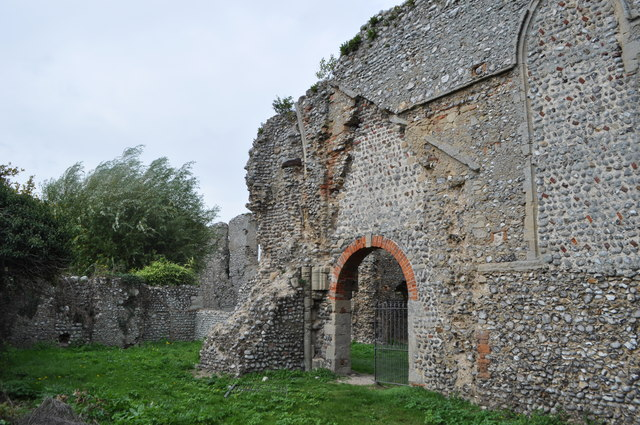 Beeston Regis Priory