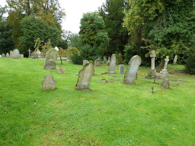 Early September in Mentmore Churchyard