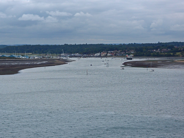 Southampton Water and River Hamble