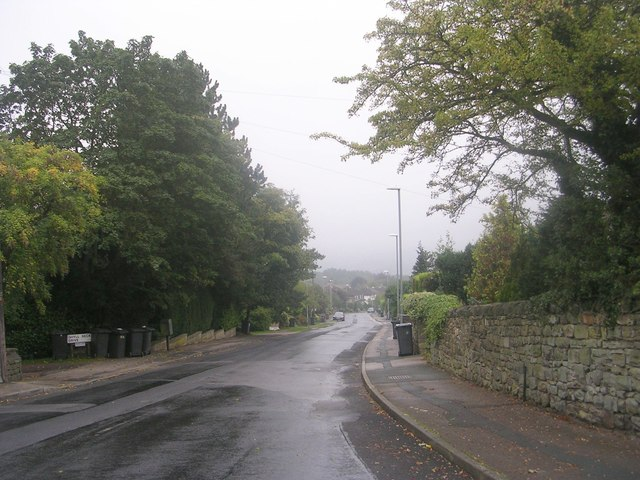 Layton Lane - viewed from Town Street