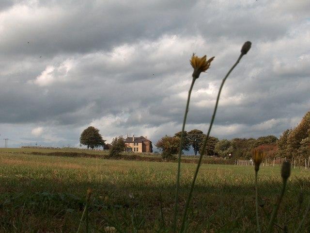 Lang House on Long Lane viewed from Stubbing Lane