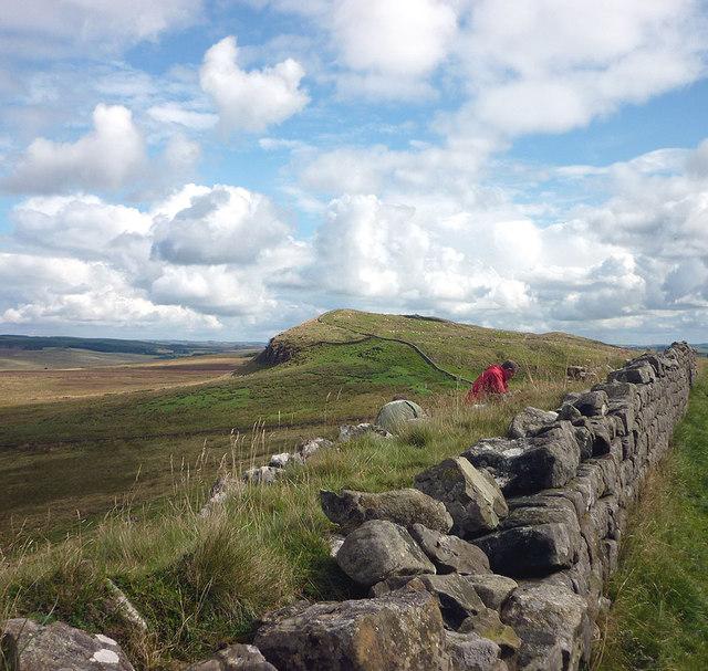 Repairing Hadrian's Wall