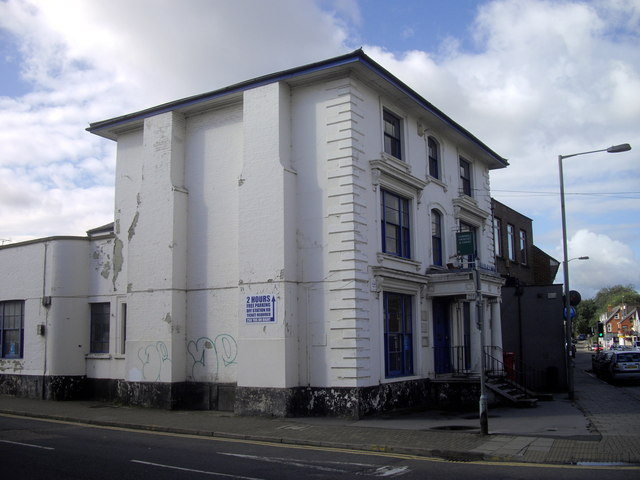 Maybury House, Frimley High Street