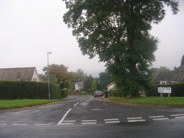 Layton Park Drive - Emmott Drive