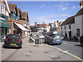SZ2891 : High Street, Milford On Sea by PAUL FARMER
